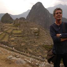 Anthony bourdain mountains z9mxki