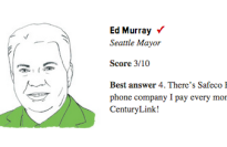 Thumbnail for - How Well Do Our Politicians Really Know the Seahawks?