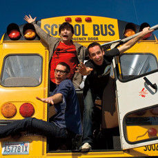Recess monkey band school bus thumb ps1amy