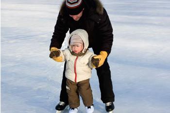Ice skate uik5vm