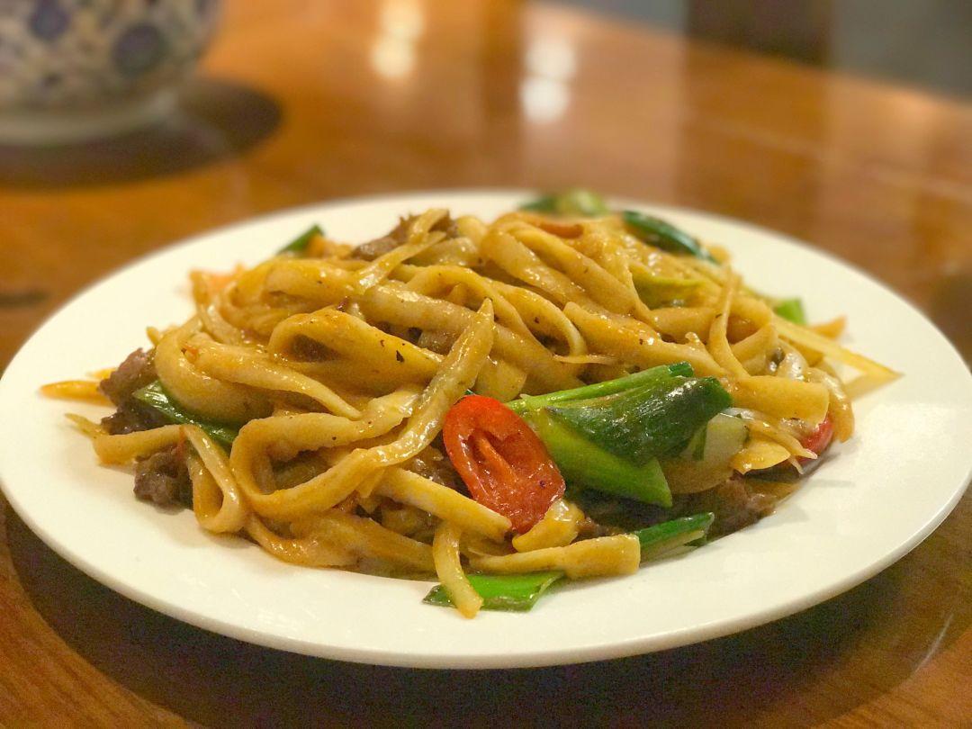 picture Spicy Szechuan Noodles