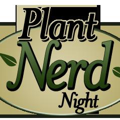 Plant nerd night sogkyf
