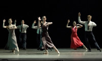 Oregon Ballet Theatre Chromatic Quartet