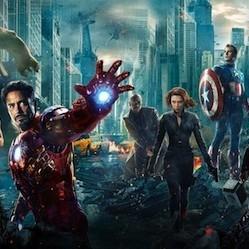 The avengers kpyasn