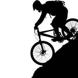Mountain biker fmbfcp