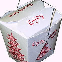 Chinese takeout box ddmjju