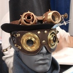 Steampunk pen5we