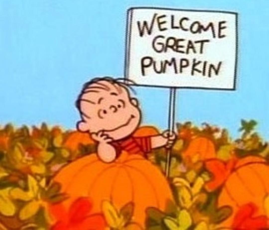 Skating Buffalo: Its the Great Pumpkin, Charlie Brown!