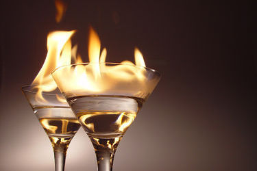 375px flaming cocktails qksbim