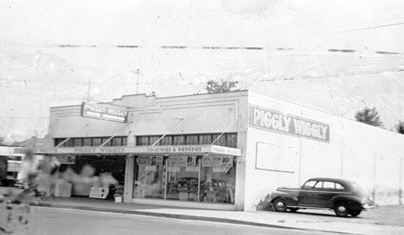 1931 Piggly Wiggly