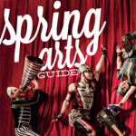 Thumbnail for - Spring Arts Guide 2013