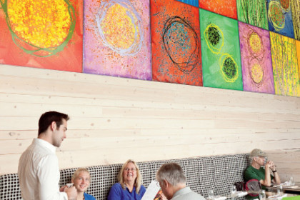 Thumbnail for - Chihuly's Cafe and Collections