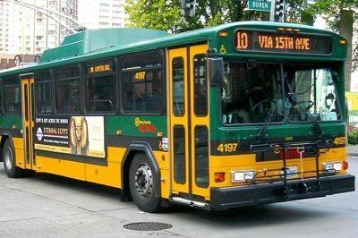 Seattle bus toqhok