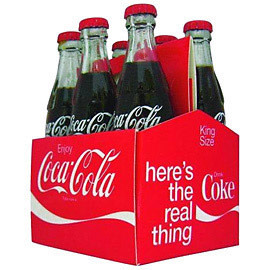 Coke museum 6pack umwn7n