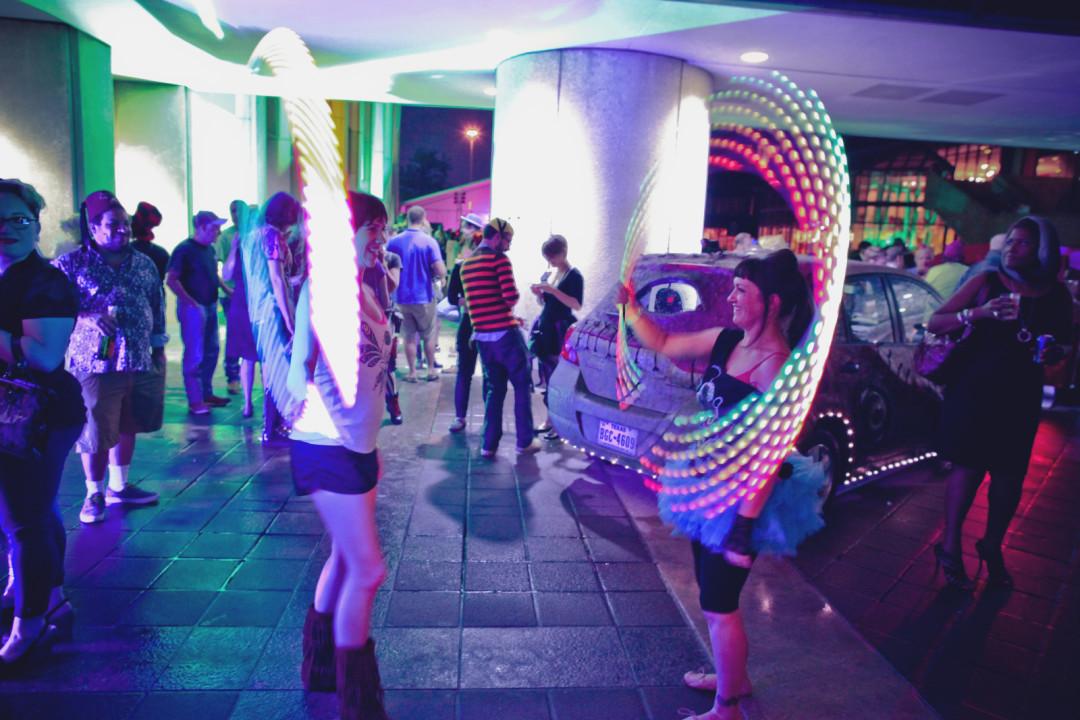 Art Car Weekend Kicks Off Friday With The Art Car Ball Houstonia
