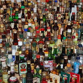 Mini liquor bottles javhoc