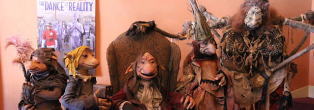 The cast of puppets from Toby Froud's Lessons Learned