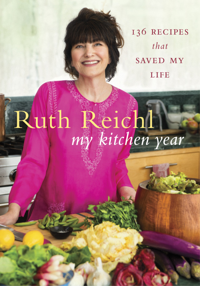 Inside Ruth Reichl's Post-Gourmet Blues Cookbook