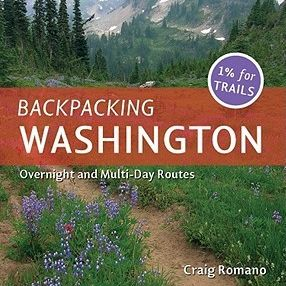 Backpacking washington romano craig 9781594851100 zqkzdb
