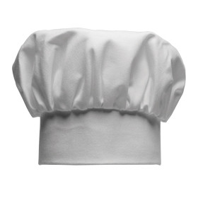 White chef hat q3shyv