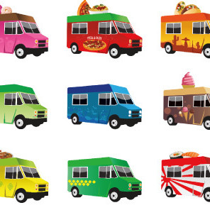 Mobile food truck rodeo pzcob1