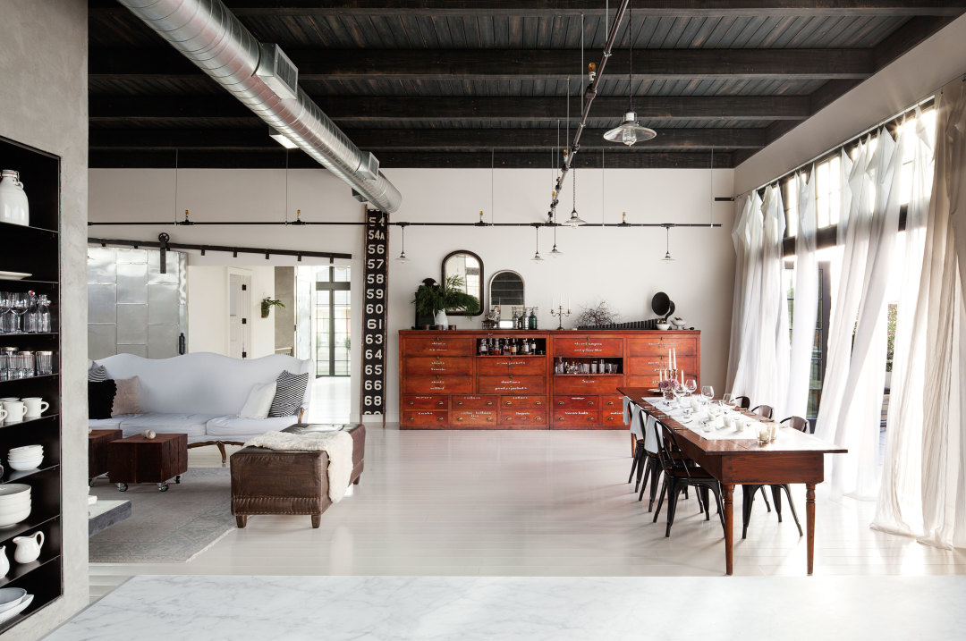 Portland Home Envy: Inside an Inspiring 1920s Industrial Warehouse ...