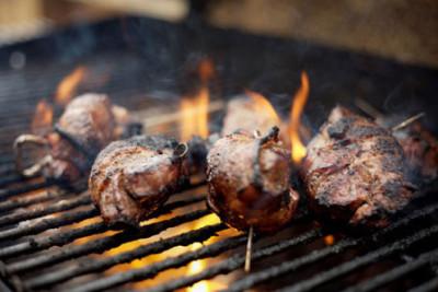 Grilling venison pdjoeh