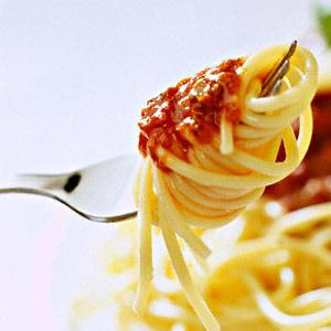 Spaghetti pomodoro gdczal