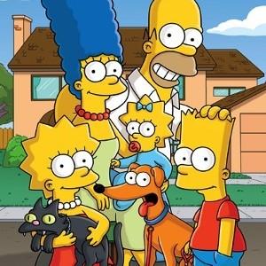 Simpsons familypicture utid4r