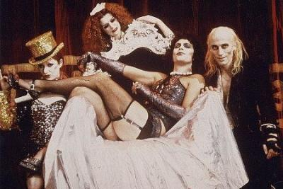 Rocky horror picture show.box rpwl99