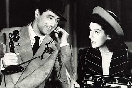 His girl friday l22yg3