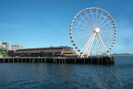 The seattle great wheel z4dif5