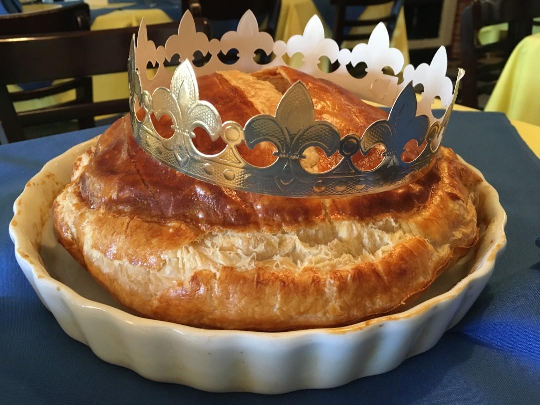 Bistro provence galette des rois oeipem