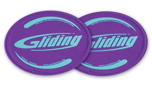 Gliding discs hardwood h9jkhv