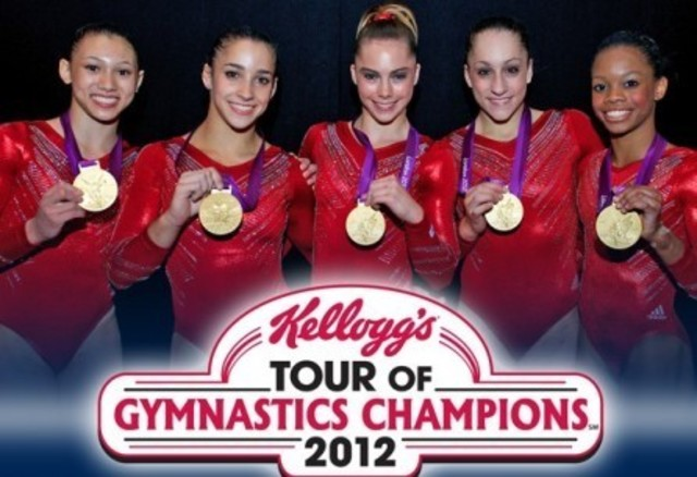 Us olympic gymnastic team comes to seattle arts amp culture seattle