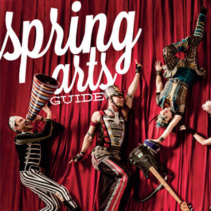 Spring arts opener cb25sm