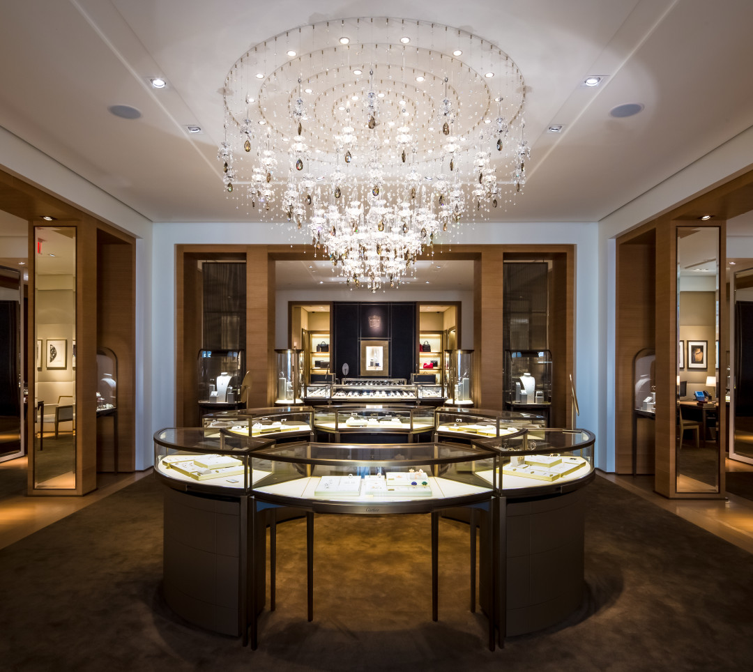 Cartier houston boutique interior 1 tiknvw