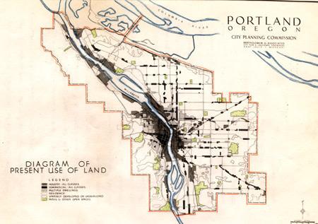 1932 Bartholomew Plan