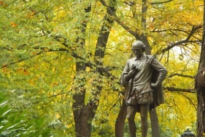 Ny central park poets walk william shakespeare 02 211 qlvbo1
