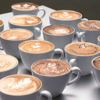 Latte art grvqgo