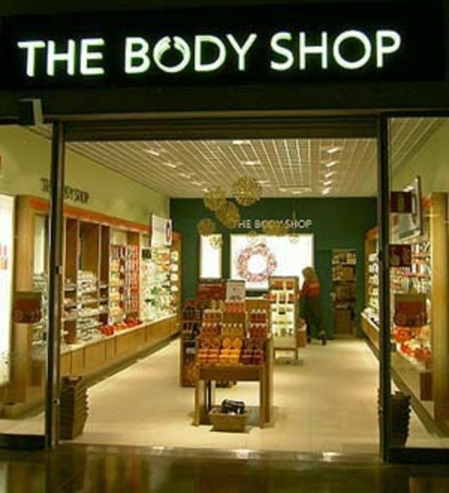 body shops background Store wars: the body shop and lush each week we look at shops competing in the same sector this week it is 'green' cosmetic outlets lush and the body shop.