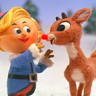 Rudolph red nosed reindeer qfro6o