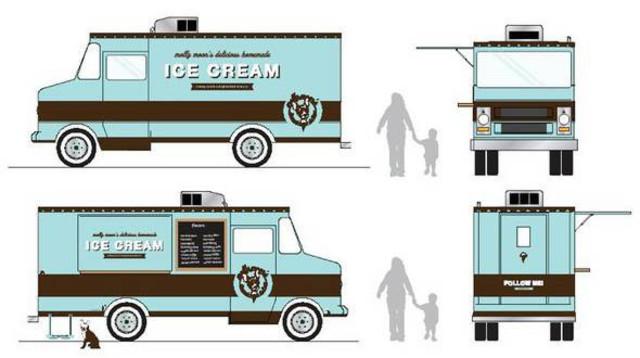 how to get an ice cream truck in your neighborhood