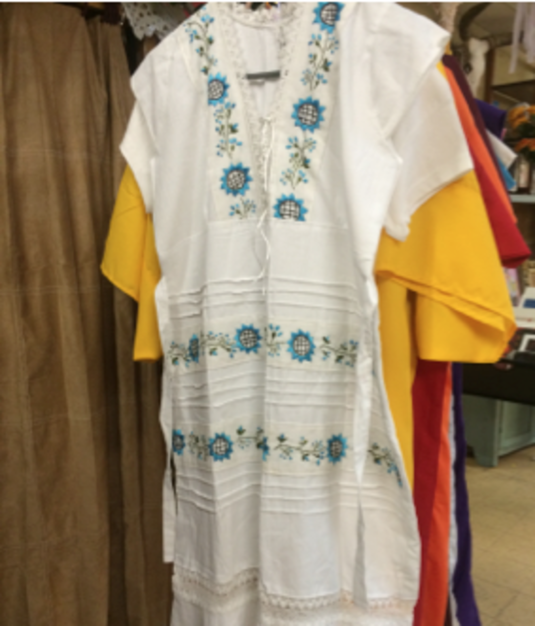 Boho Clothing On 19th Street In Houston Texas While th Street is lined