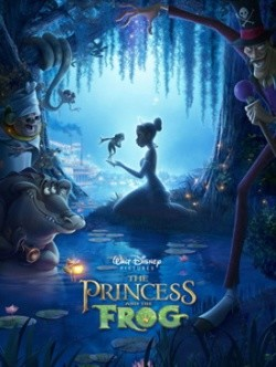 The princess and the frog poster category z6vtu2