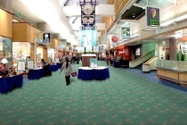 Thumbnail for - A Peek at PDX Airport's New Carpet