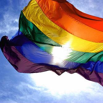 Rainbow flag mrka5c