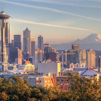 Seattle skyline pd7zjq