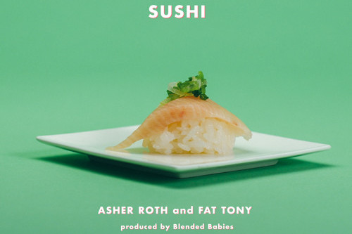 Asher roth sushi cover cuoudo