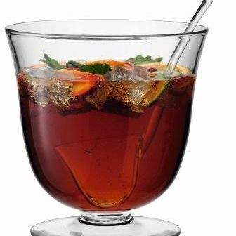 Lsa punch bowl   ladle propped pimms ztid4g